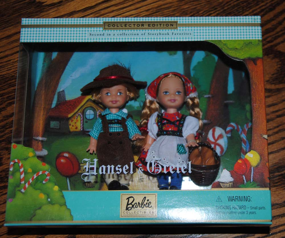 sm Barbie Hansel Gretel 2