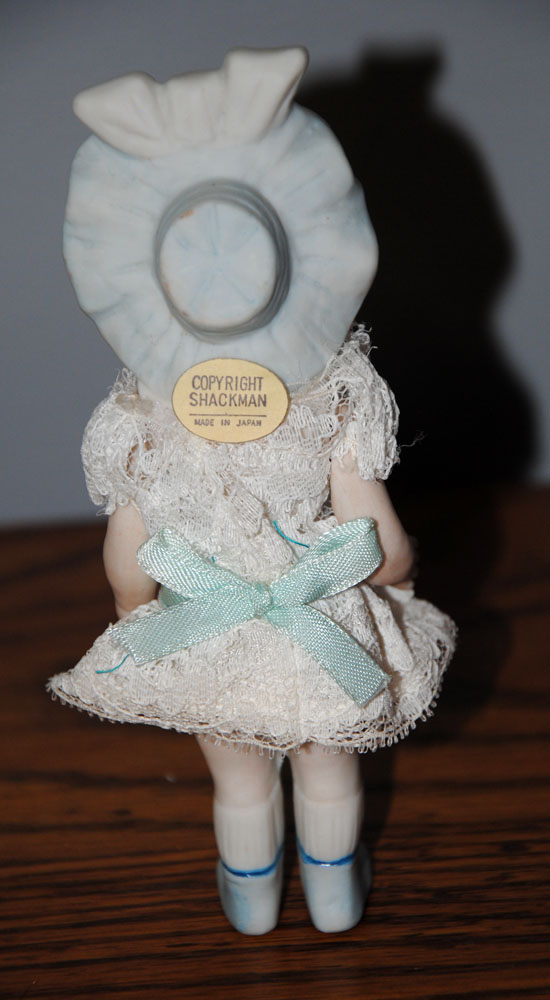 sm French Bisque 5 in Doll 2