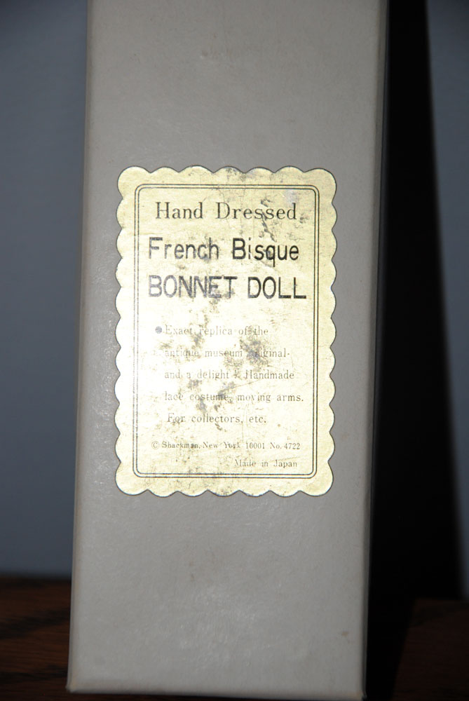 sm French Bisque 5 in Doll 9