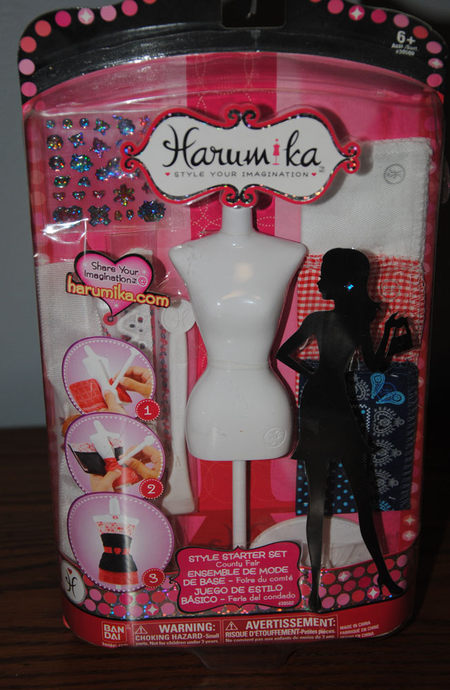 Harumika Style Your Imagination Country Style