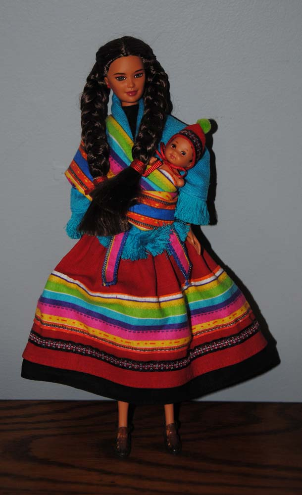 sm Peruvian Barbie 1998 4