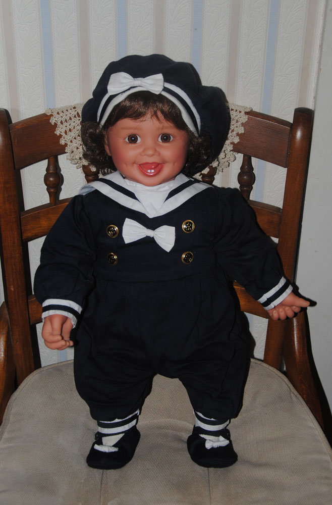 sm MyTwinn Sailor Toddler 2