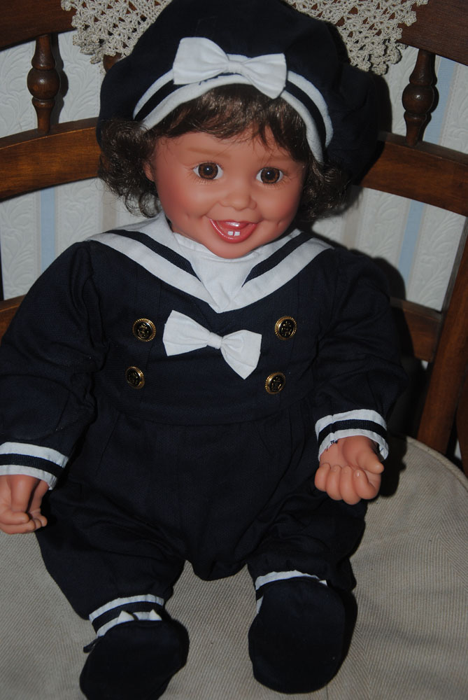 sm MyTwinn Sailor Toddler 4