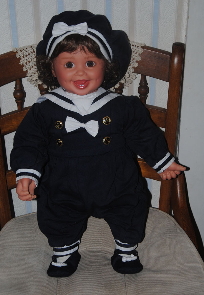 sm MyTwinn Sailor Toddler 5